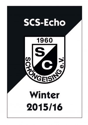 SCS Winter Echo 2015/2016
