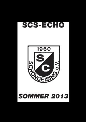 SCS Echo Sommer 2013