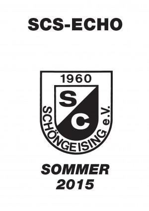 SCS Sommer Echo 2015