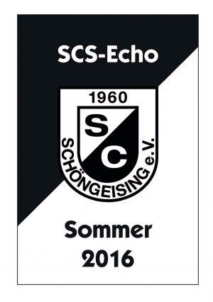 SCS Sommer Echo 2016
