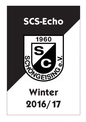 SCS Winter Echo 2016/17