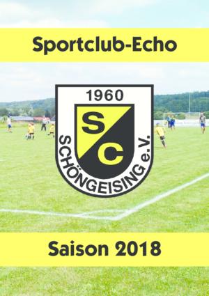 SCS Sommer Echo 2018