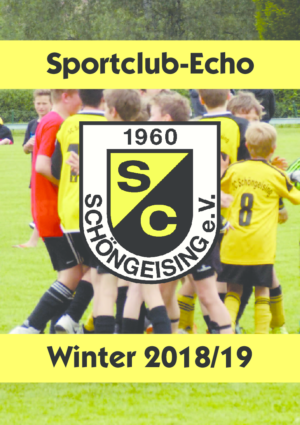 SCS Winter Echo 2018/19