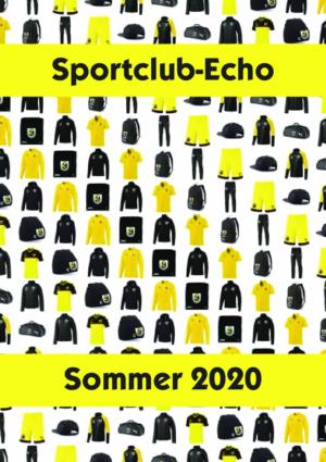SCS Sommer Echo 2020
